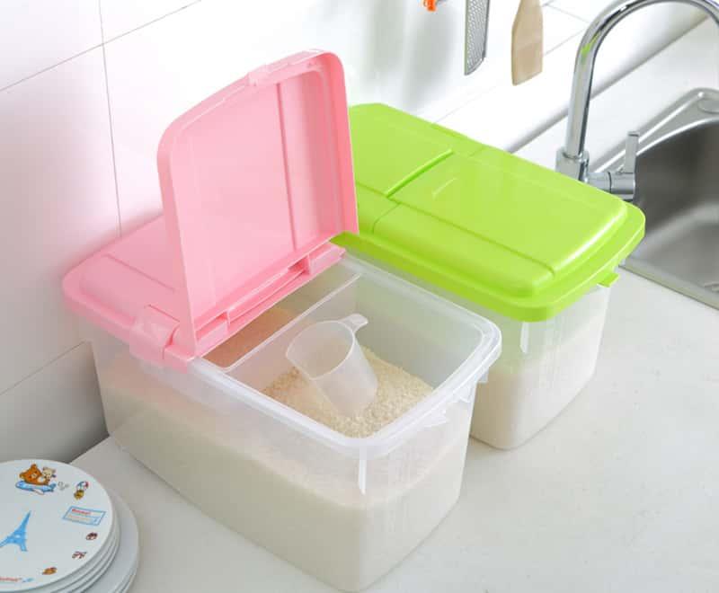 20 cubos de arroz jin packed envasados individualmente